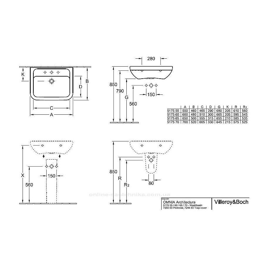 v b omnia architectura tv ttst ll 700x520 mm med br ddavlopp. Black Bedroom Furniture Sets. Home Design Ideas