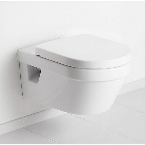 v b architectura vegghengt toalett 370x530 mm m directflush ceramic plus. Black Bedroom Furniture Sets. Home Design Ideas