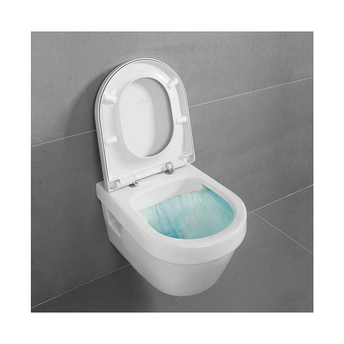 v b architectura vegghengt toalett 370x530 mm med directflush. Black Bedroom Furniture Sets. Home Design Ideas