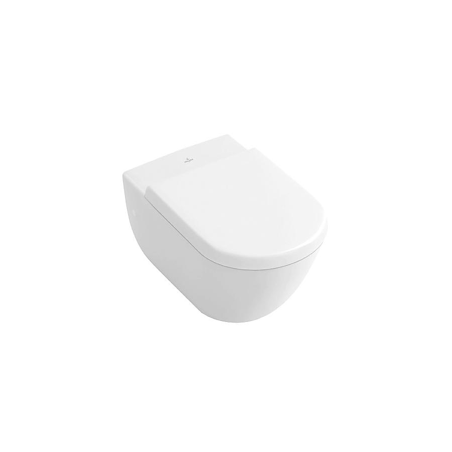 v b subway 2 0 vegghengt toalett 375x565 mm med. Black Bedroom Furniture Sets. Home Design Ideas