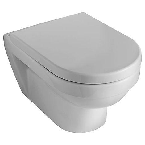 villeroy boch omnia architectura compact vegghengt toalett. Black Bedroom Furniture Sets. Home Design Ideas